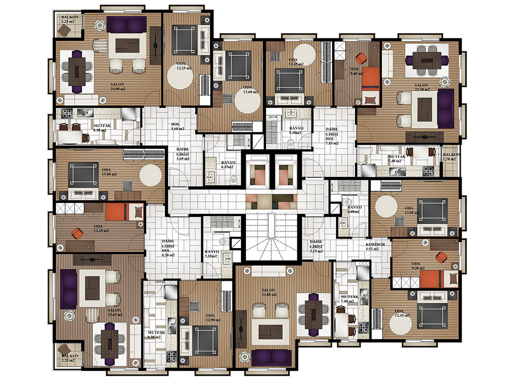 manolya residence c1