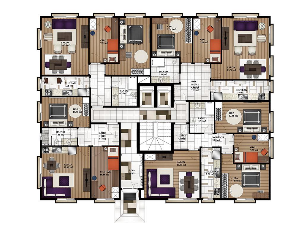 manolya residence c2